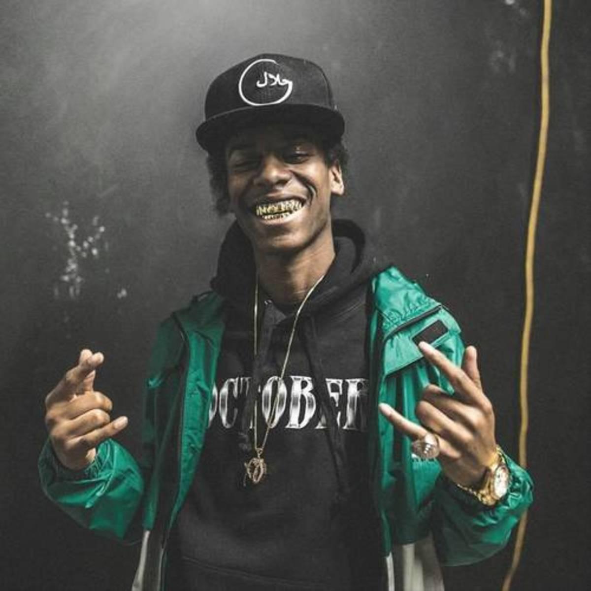 ВКанаде заcтрелен рэпер Smoke Dawg