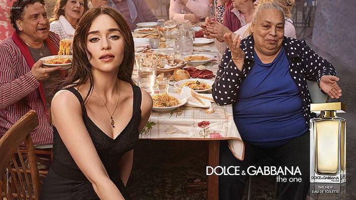 Кит Харингтон иЭмилия Кларк снимались для Dolce&Gabbana в значимых видеороликах