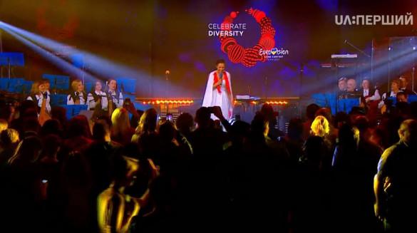 Джамала невыступит наоткрытии «Евровидения»