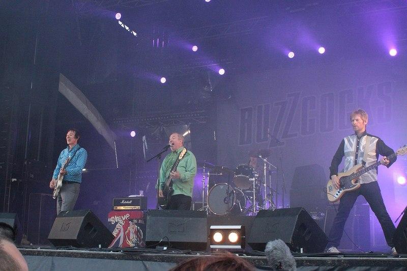 Скончался лидер английской рок-группы Buzzkocks Пит Шелли