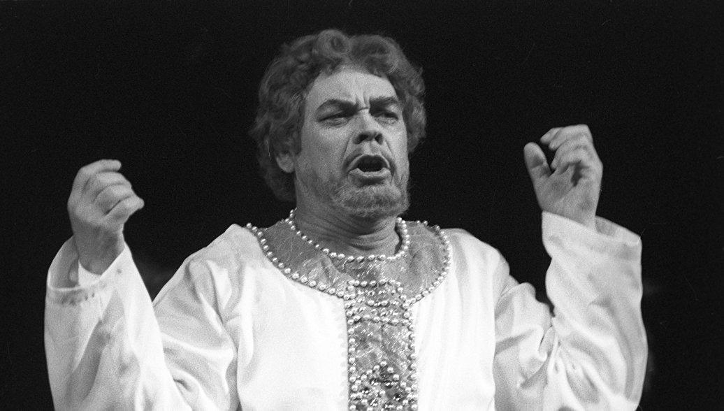 В огромном театре подтвердили кончину оперного певца Александра Ведерникова