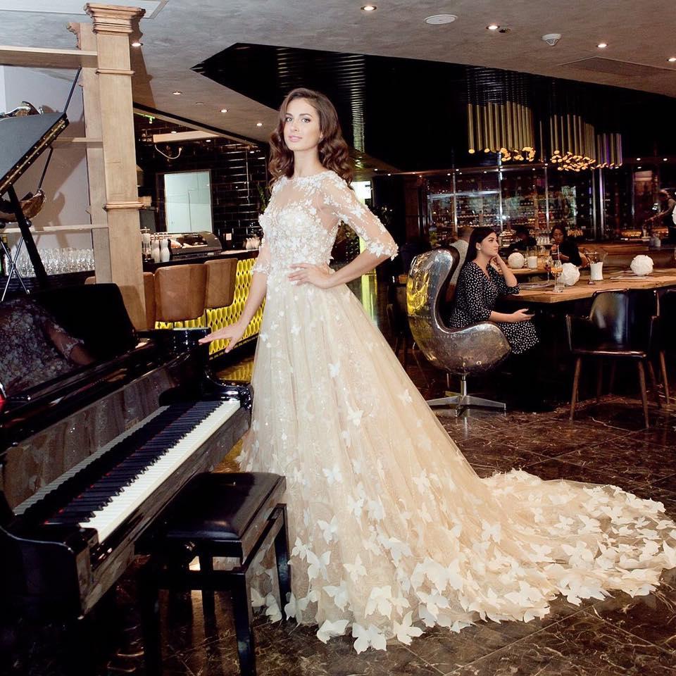 «Навстречу неизвестному»: как украинскую красавицу отправляли на«Мисс мира» в КНР