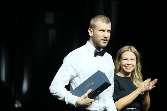 В столицеРФ проходит церемония вручения премии «Человек года»