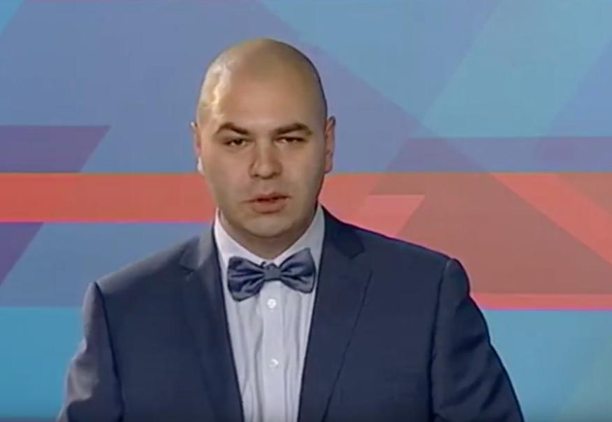Жириновский представил внебрачного сына видео