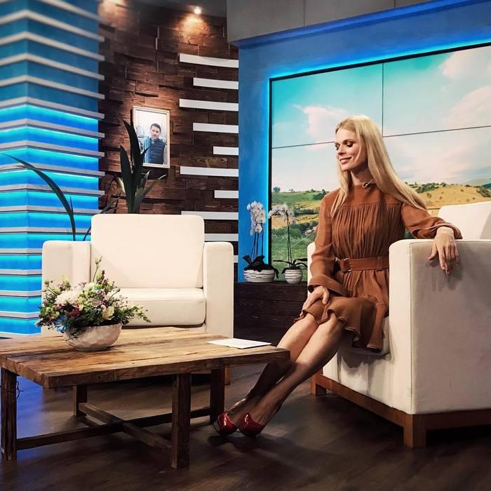 Ольга Фреймут получила серьезную травму насъемках