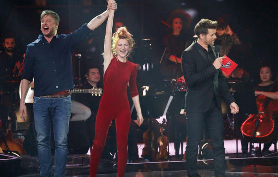 Х-фактор 6: участница украинского талант-шоу стала победительницей германского «Голоса»