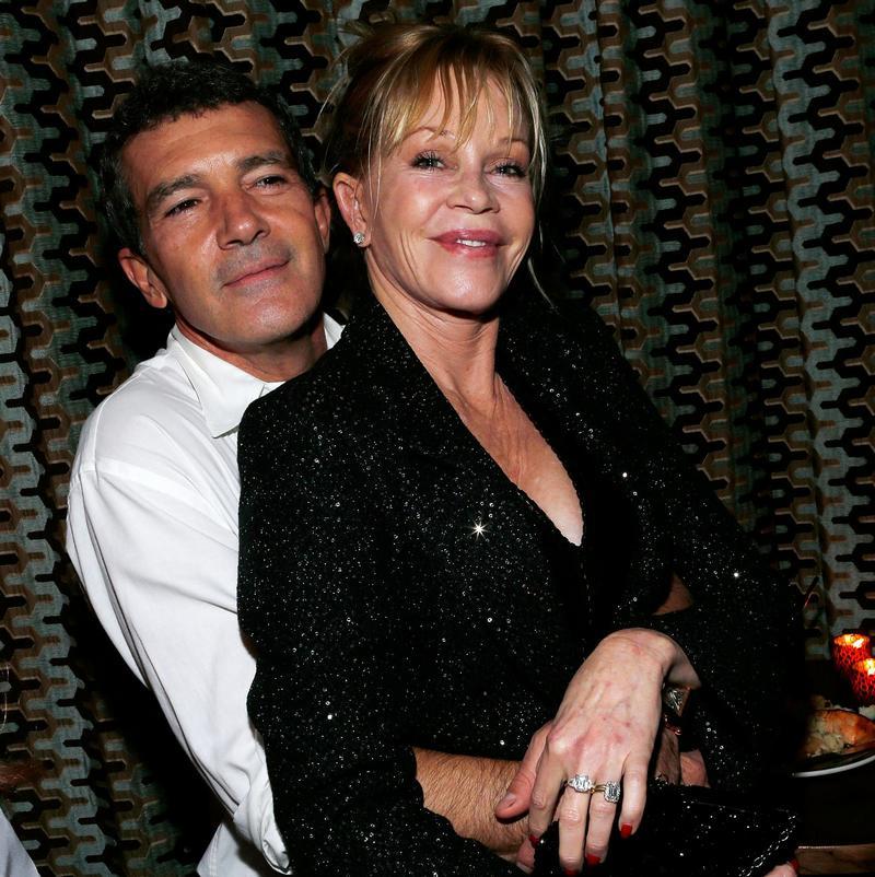 Мелани Гриффит призналась, что развод сАнтонио Бандерасом улучшил еездоровье