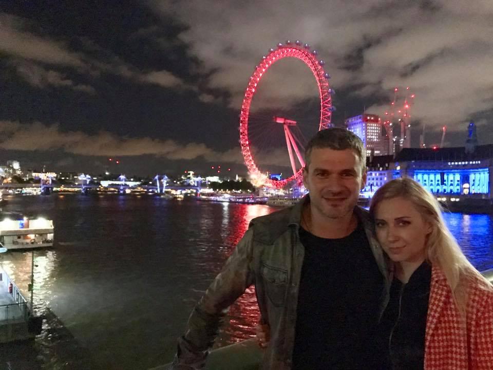 Тоня Матвиенко иАрсен Мирзоян после свадьбы направились  вмедовый месяц