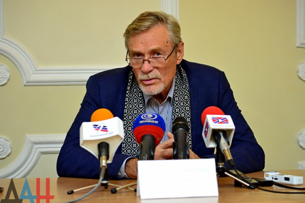 Звезда фильма «Любовь иголуби» желает провести в«ДНР» кинофестиваль