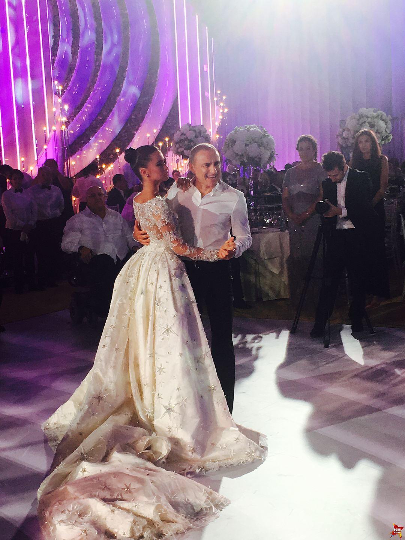Михаил турецкий свадьба дочери