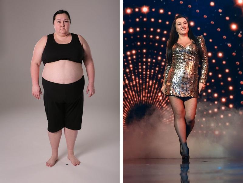 как похудеть на 10 кг за день