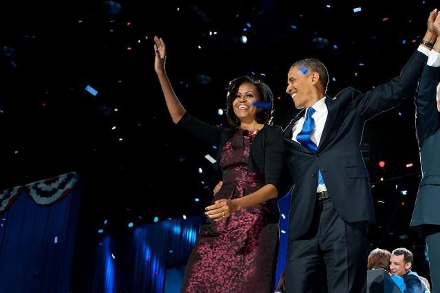 Барак Обама станцевал танго с аргентинкой