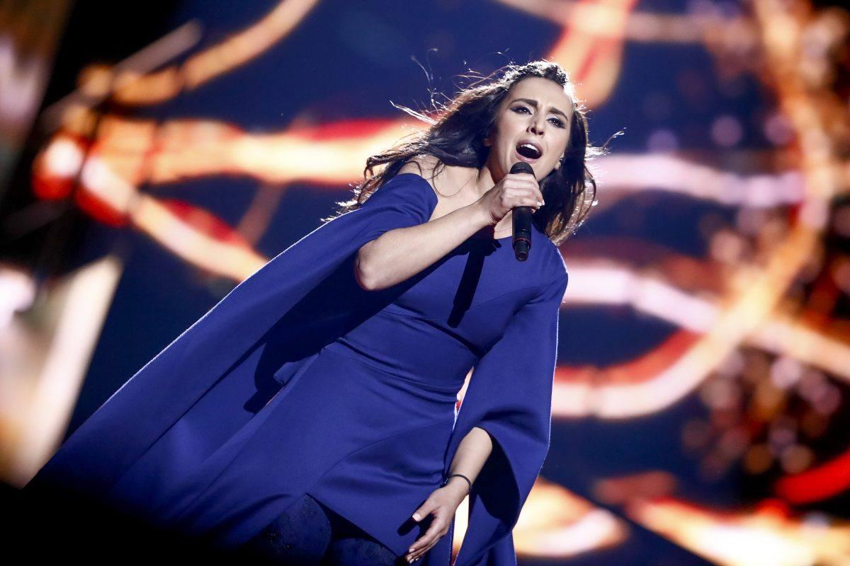Представительнице Украины вручили награду за лучшую строчку в песне
