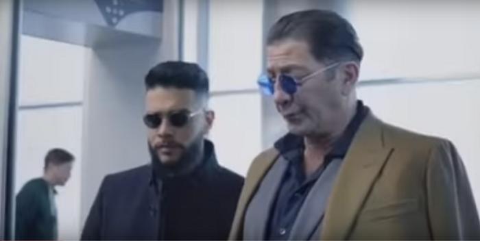 Лепс и Тимати снялись в рекламе российского мясозавода
