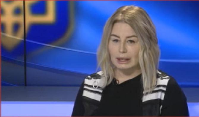 Анна Герман отрицает наличие у нее пластических операций