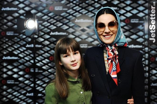 Киевский бомонд посетил первый день модных показов