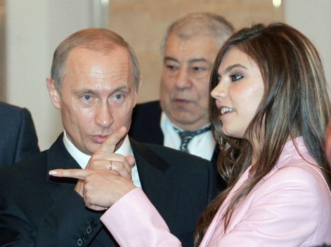 Что связывает российскую гимнастку и президента РФ