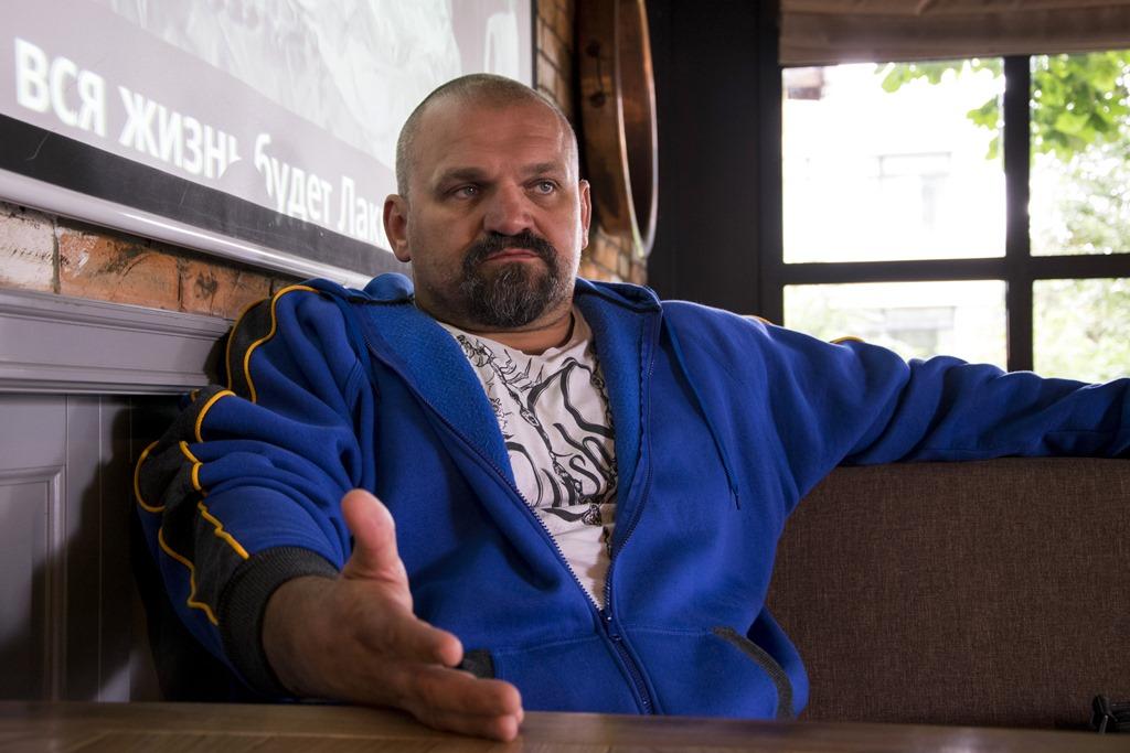 Самый сильный человек в мире Василий Вирастюк о значимых событиях в Украине