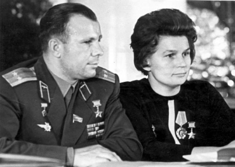 Валентину Терешкову расстроили слова Лозы о Гагарине