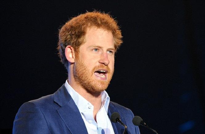 Принц Гарри спел с известными музыкантами