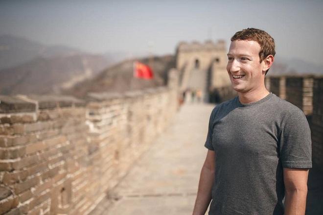 Основатель Facebook прокатился на санях
