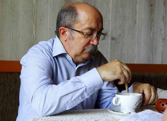 """Автор романа """"Век Якова"""" убежден, что Украина должна бороться за оккупированные территории"""