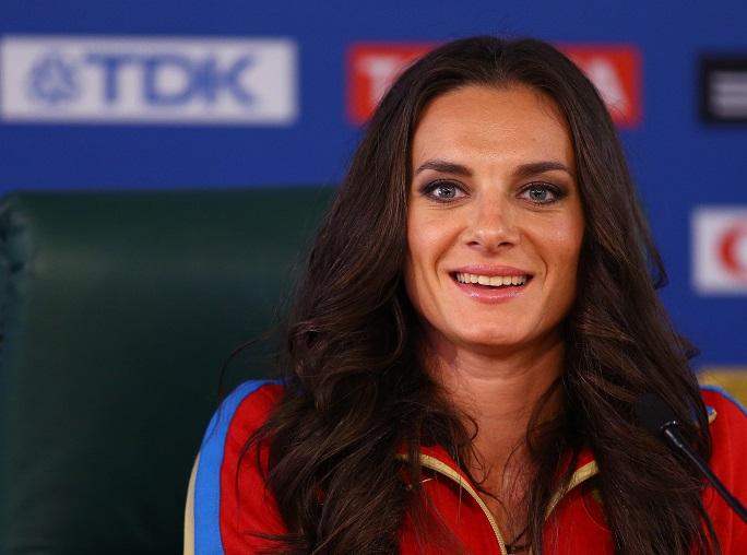 Российская спортсменка показалась в шикарном образе