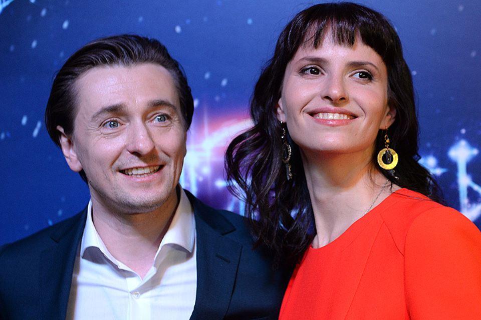 Сергей Безруков стал отцом