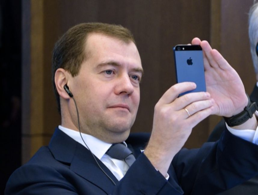 В российской глубинке объявился еще один Дмитрий Медведев
