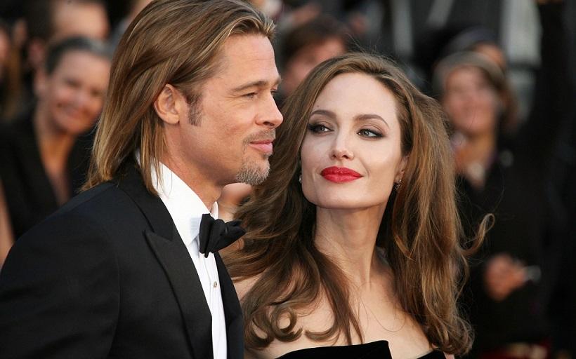 Санту Димопулос огорчила новость о том, что Анджелина Джоли разводится с Брэдом Питтом