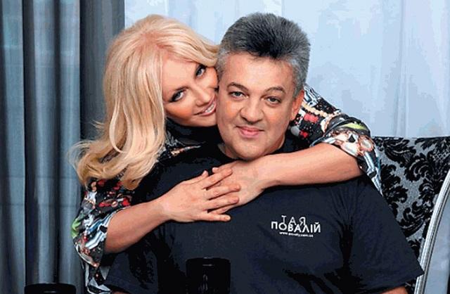 Муж Повалий опроверг возможность ее выступления в Одессе 2 мая