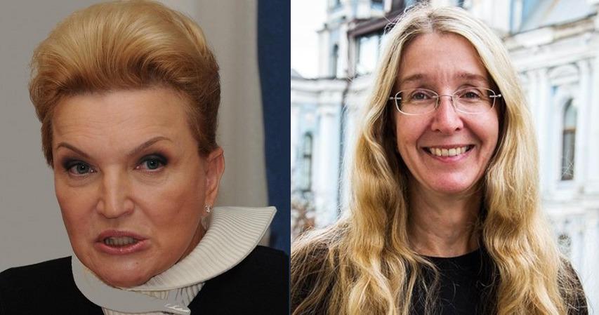 Блогеры обсудили внешность Раисы Богатыревой и Ульяны Супрун