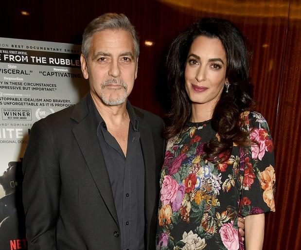Джордж Клуни наконец-то будет отцом
