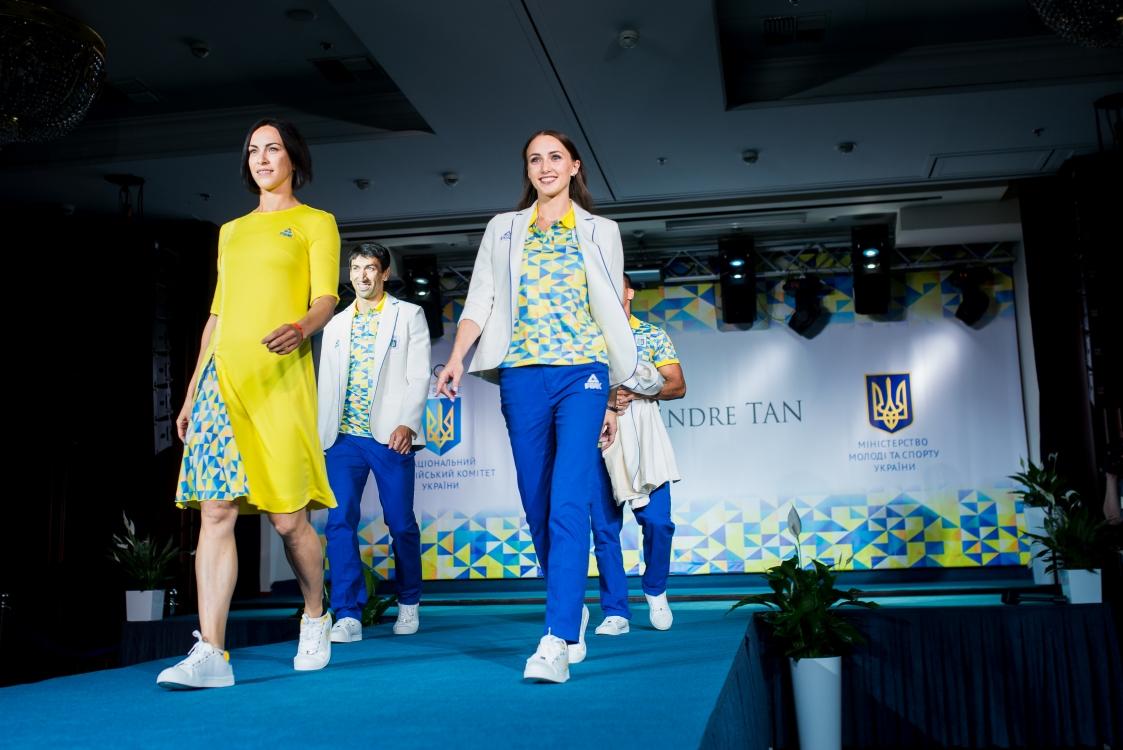 В сети показали олимпийцев-модников