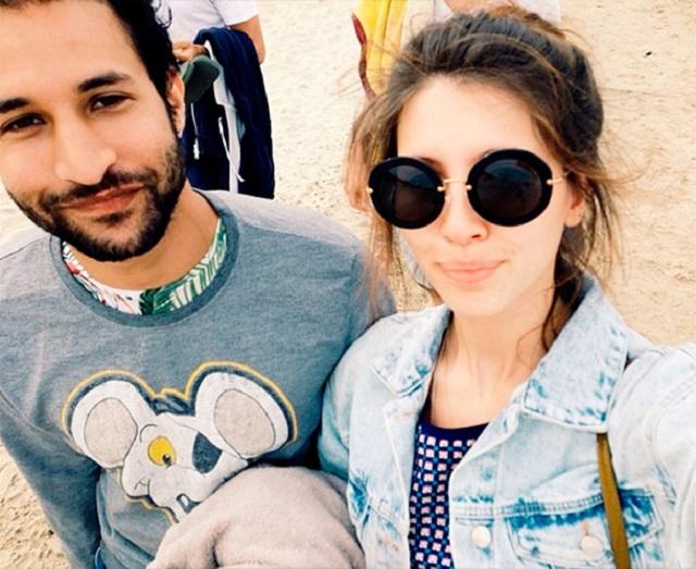 Дочь Валерия Меладзе вышла замуж за репортера «Аль-Джазиры»