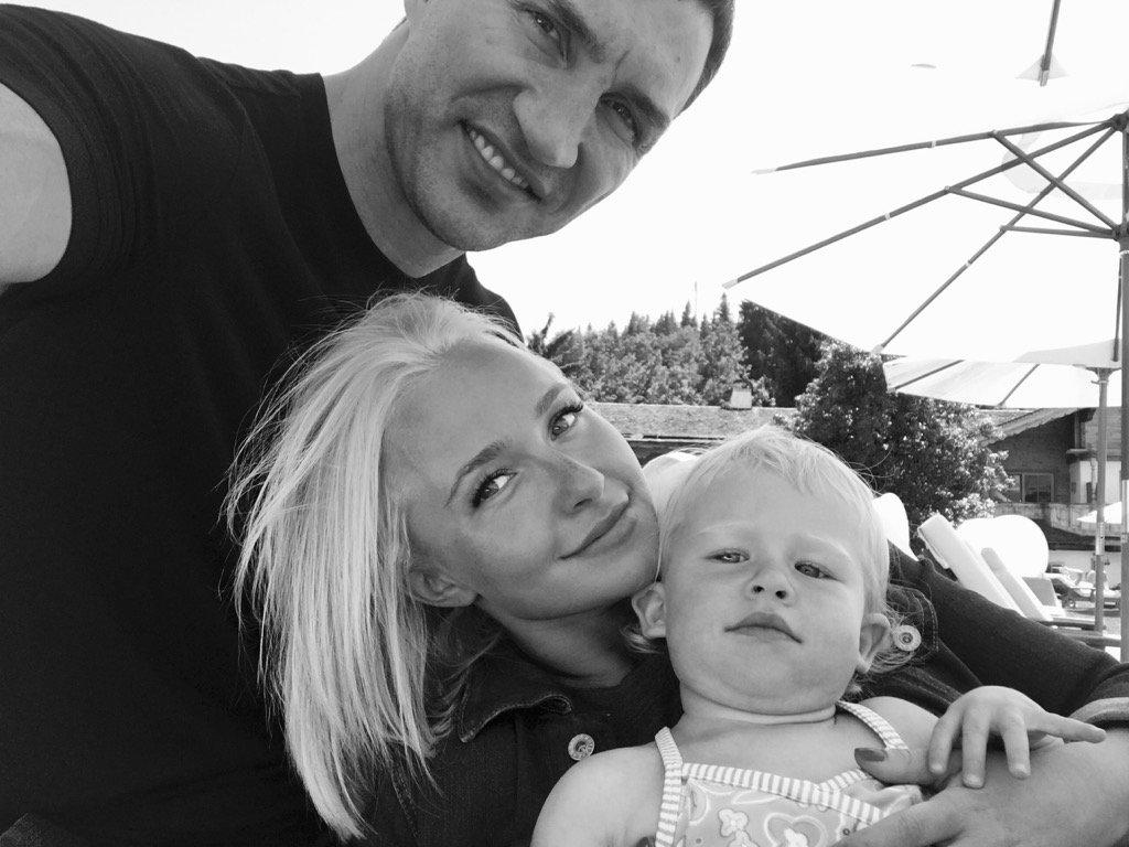 Хайден Панеттьери развеяла слухи о расставании с Кличко