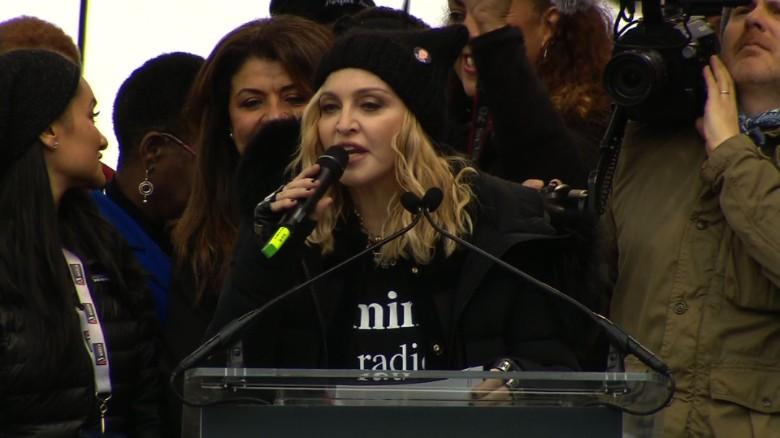 Скандальная поп-звезда крепко высказалась в адрес президента США