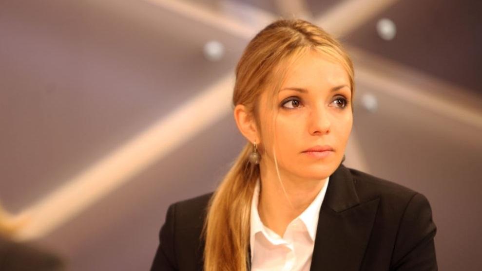 Евгения Тимошенко находится на последних месяцах беременности