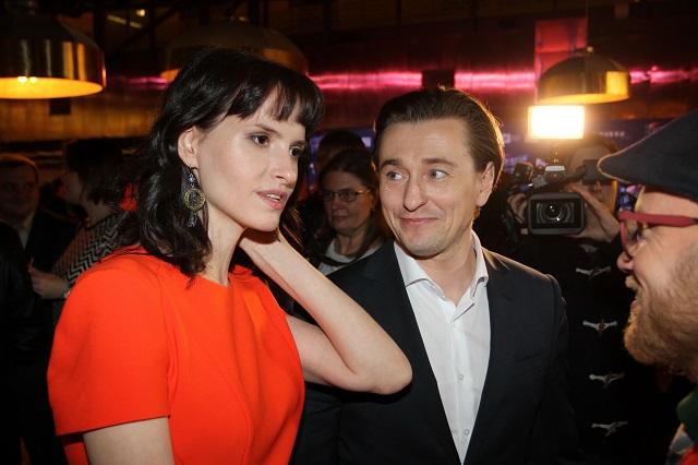 Сергей Безруков и Анна Матисон станут родителями