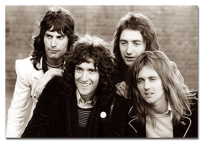 Queen выложили вСеть редкую версию песни WeWill Rock You