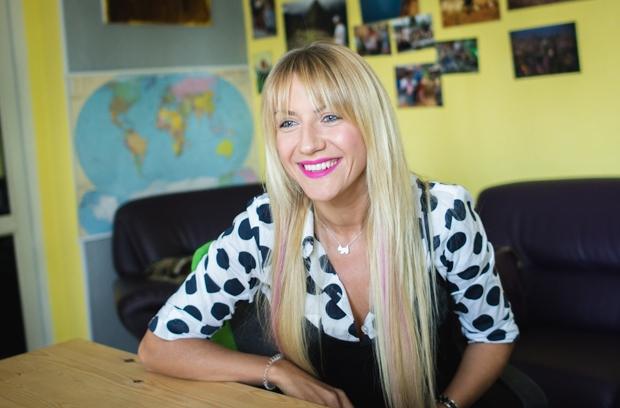 Леся Никитюк пополнила список украинских знаменитостей, раздевшихся для глянцевого издания