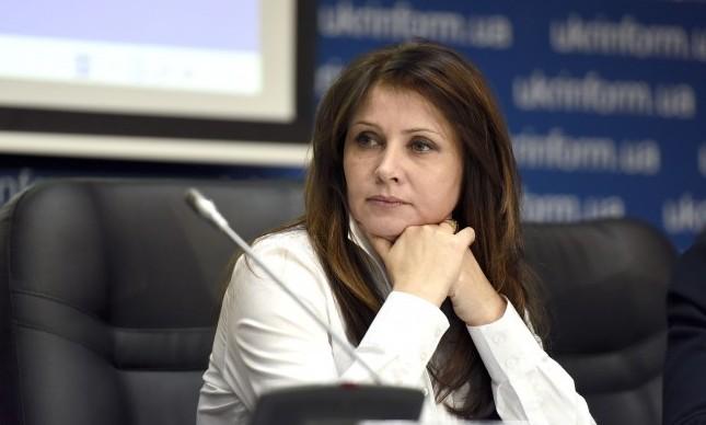 Ирина Фриз показала декларацию о доходах
