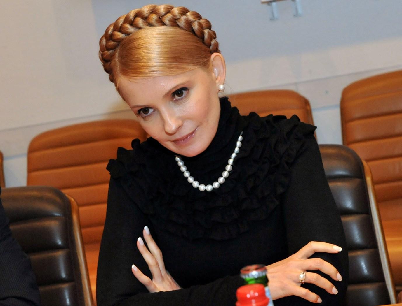 Тимошенко приписали охоту на покемонов