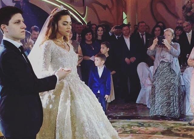 Торжество по поводу свадьбы Гуцериева продолжится в Лондоне