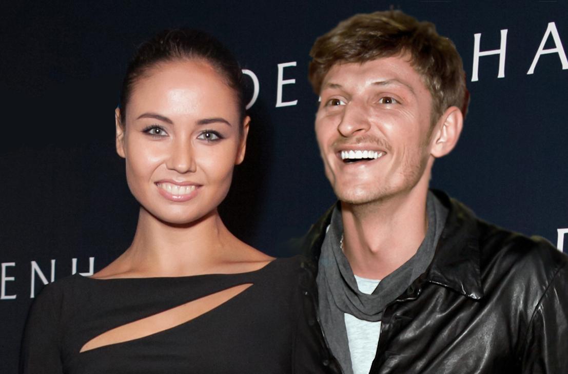 Павел Воля поздравил жену с днем рождения
