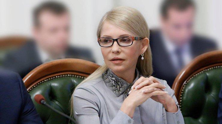 Дочь Юлии Тимошенко и новорожденную внучку уже забрали из роддома