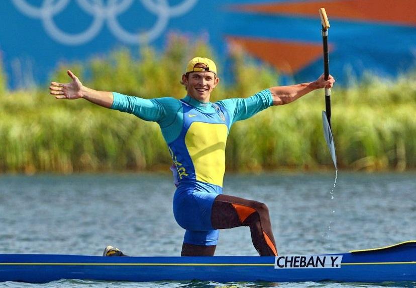 Украинский каноист из Одессы, который принес Украине вторую золотую медаль
