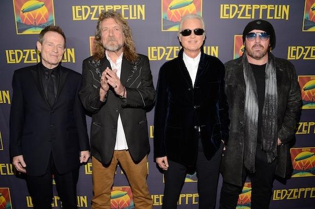 Гитарист американской рок-группы Spirit подал в суд на Led Zeppelin