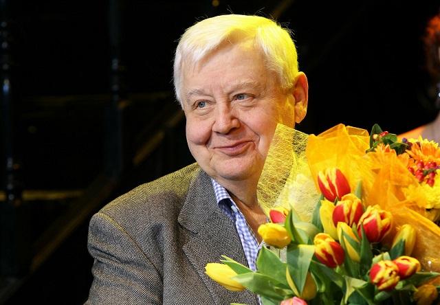 Олег Табаков получил премию имени себя