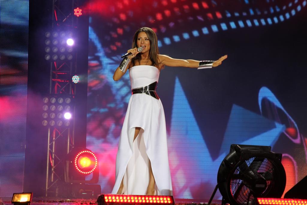 """О закулисье Евровидения, своей гражданской позиции, идеале мужчины, творческих амбициях и качественной музыке Злата Огневич рассказала """"Лайму"""""""